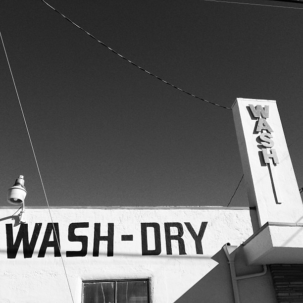 Wash-Dry your brain. Sometimes I want to do it.