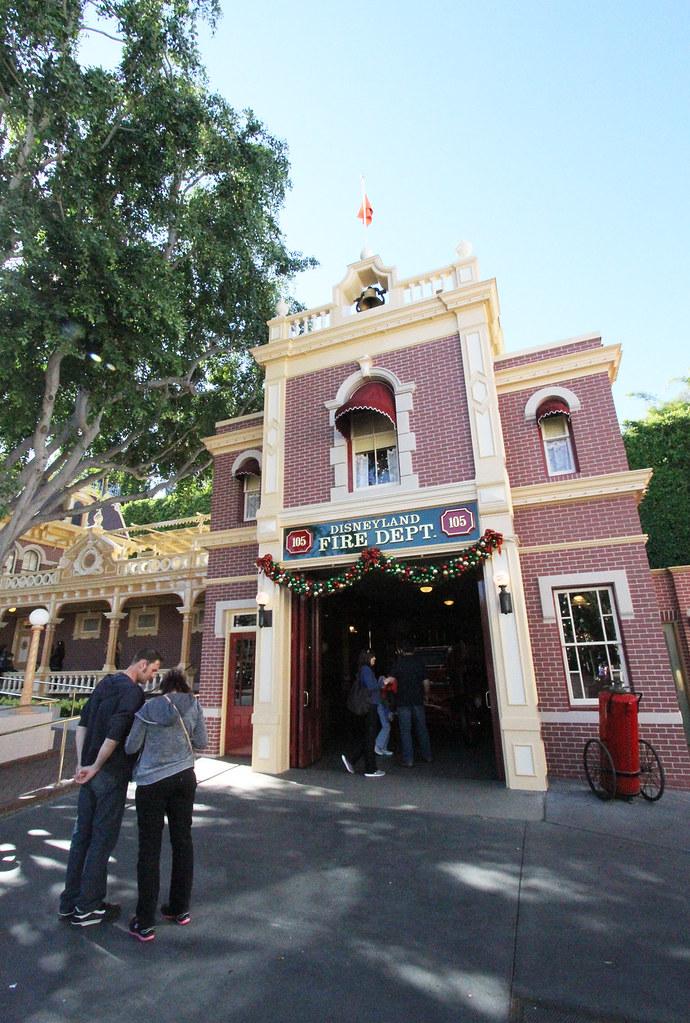 Walt Disney's Apartment