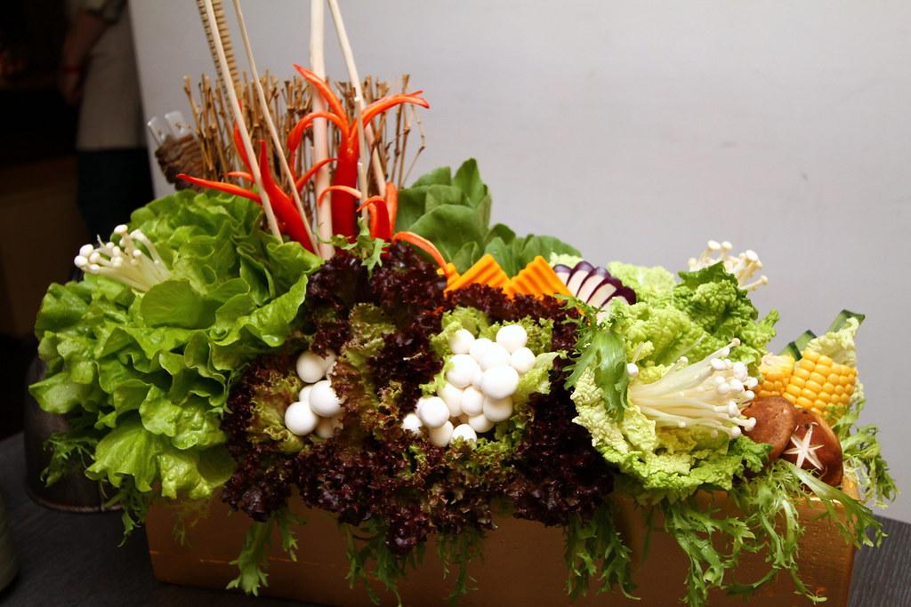 Quan Hotpot: Comprehensive Organic Vegetable