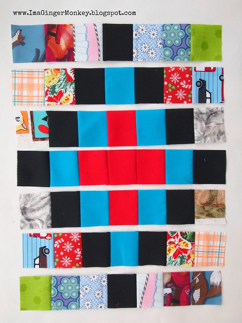 strip piecing 5