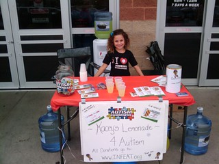 NAMiss Indiana Kacey Sterkowitz raising money for Autism