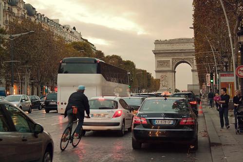超過1億2千5百萬的歐洲人,暴露在高於法定標準的道路交通噪音之中。(來源:Juanedc.com)