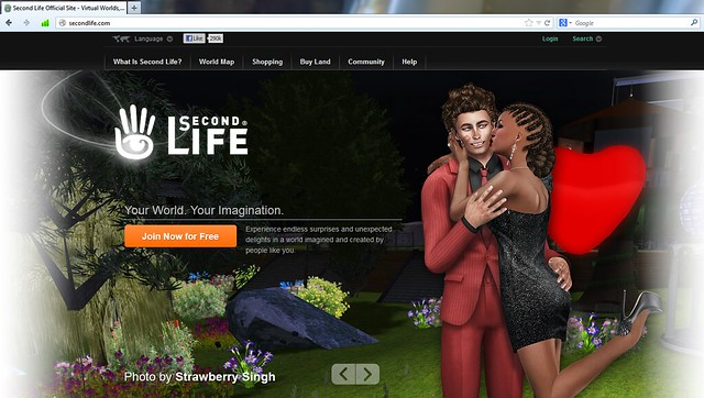 SecondLife.com - Valentine's Day