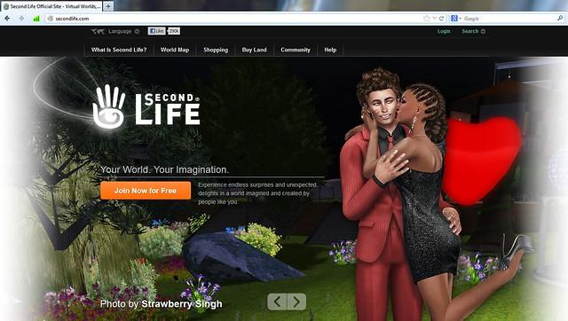 SecondLife.com - Valentine's Day