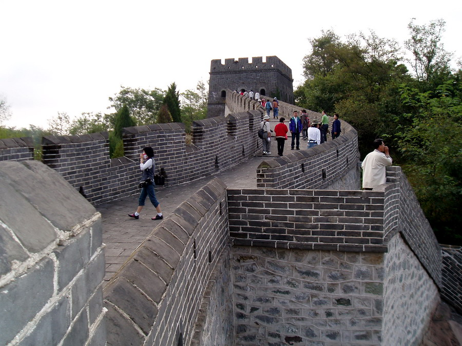 Hushan fortress(8)