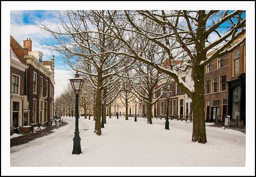 Hooglandse Kerkgracht Leiden by hans van egdom
