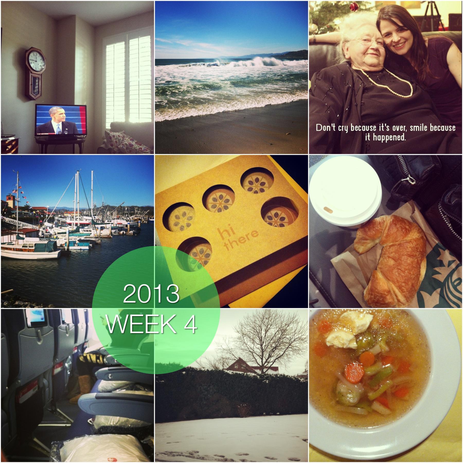 2013: WEEK 4