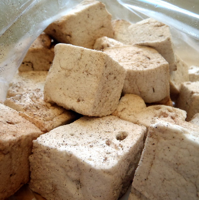 Cinnamon marshmallows