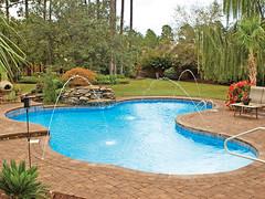 Pacific Pools Lagoon Style Pool Latham International Flickr