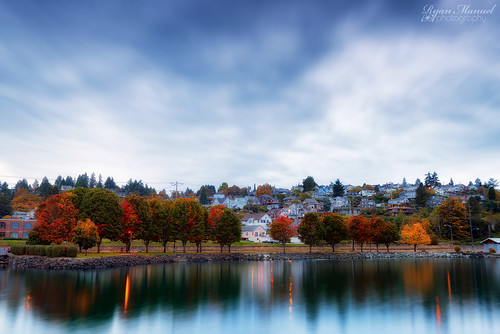 autumn landscape stunning