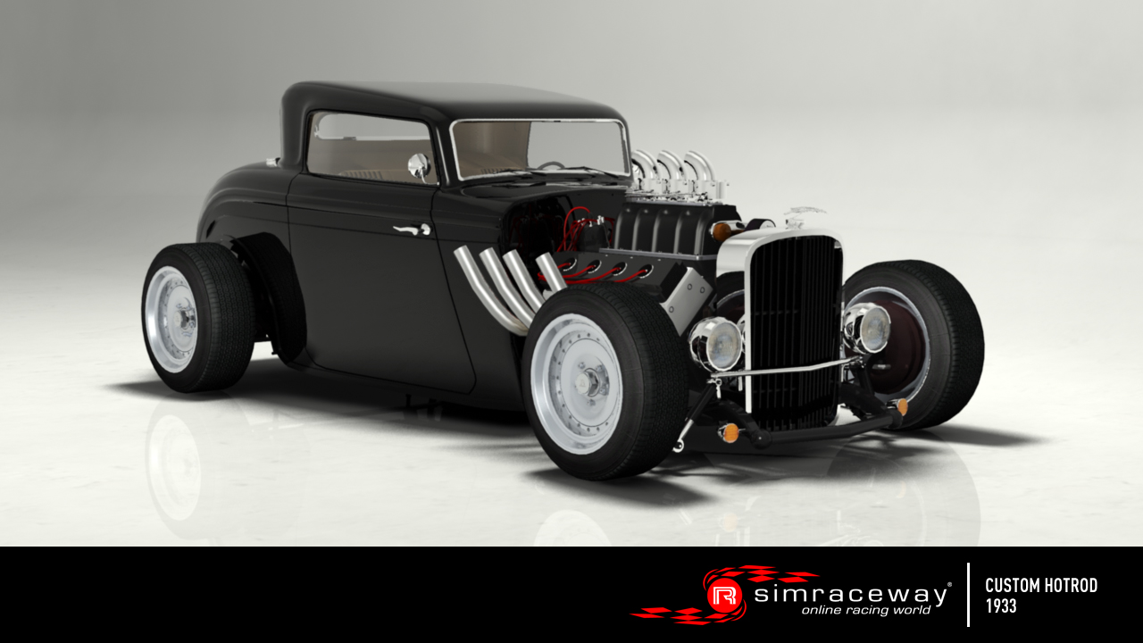 Custom Hot Rods bsimracing