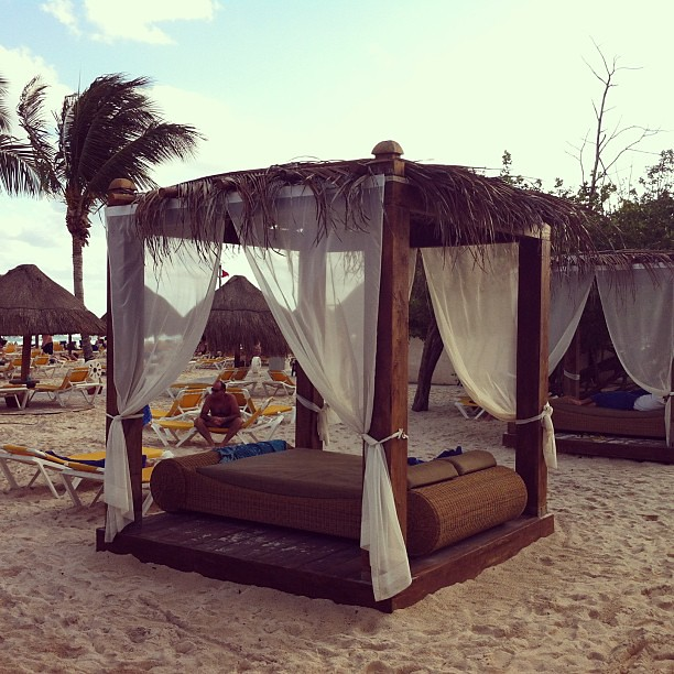 Looking for a good place to relax on the #beach?