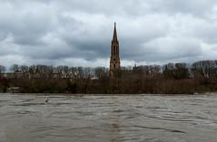 La Moselle - Temple de Garnison