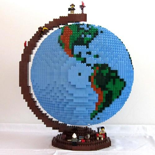 dirks LEGO globe � 02