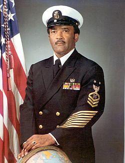 Carl Brashear Navy photo