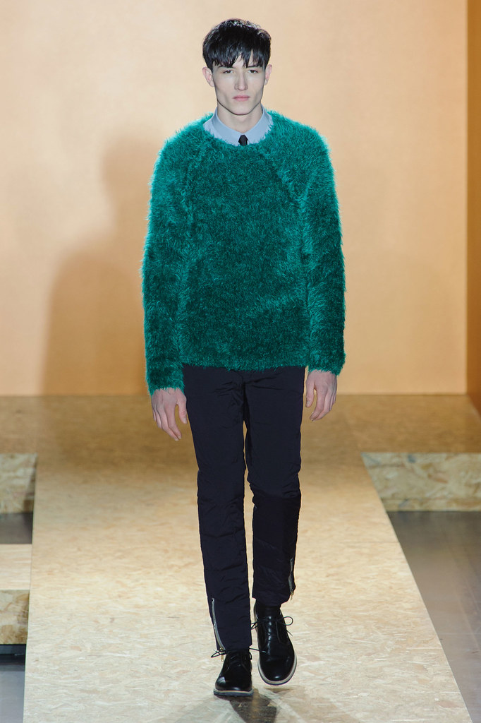 FW13 Paris Paul Smith037_Jester White(fashionising.com)