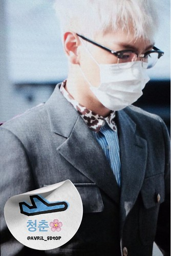 Big Bang - Incheon Airport - 07aug2015 - avril_gdtop - 01