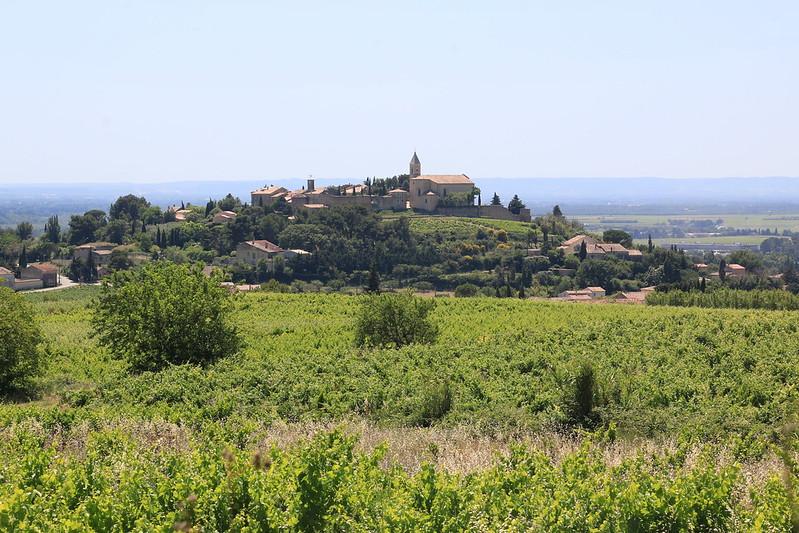 provence village cairanne