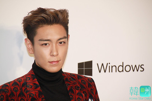 TOP - amfAR Charity Event - Red Carpet - 14mar2015 - Korea Star Daily - 03