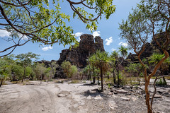 Cycling the Top End - Sanstone country near Ubirr, Kakadu NP