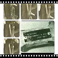 Salvador Allende's AK47