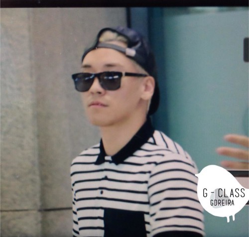 Big Bang - Incheon Airport - 01jun2016 - GDREIRA - 11