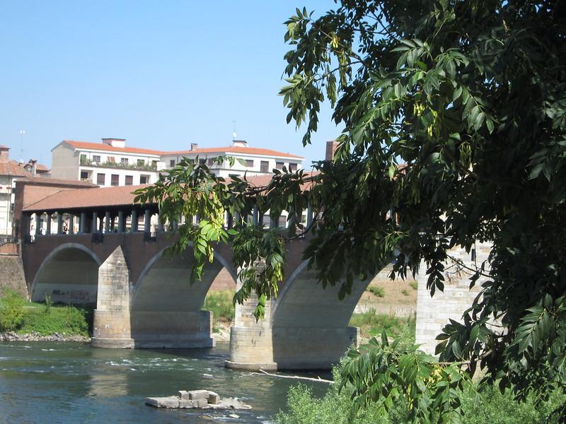 Pavia - Pont Couvert