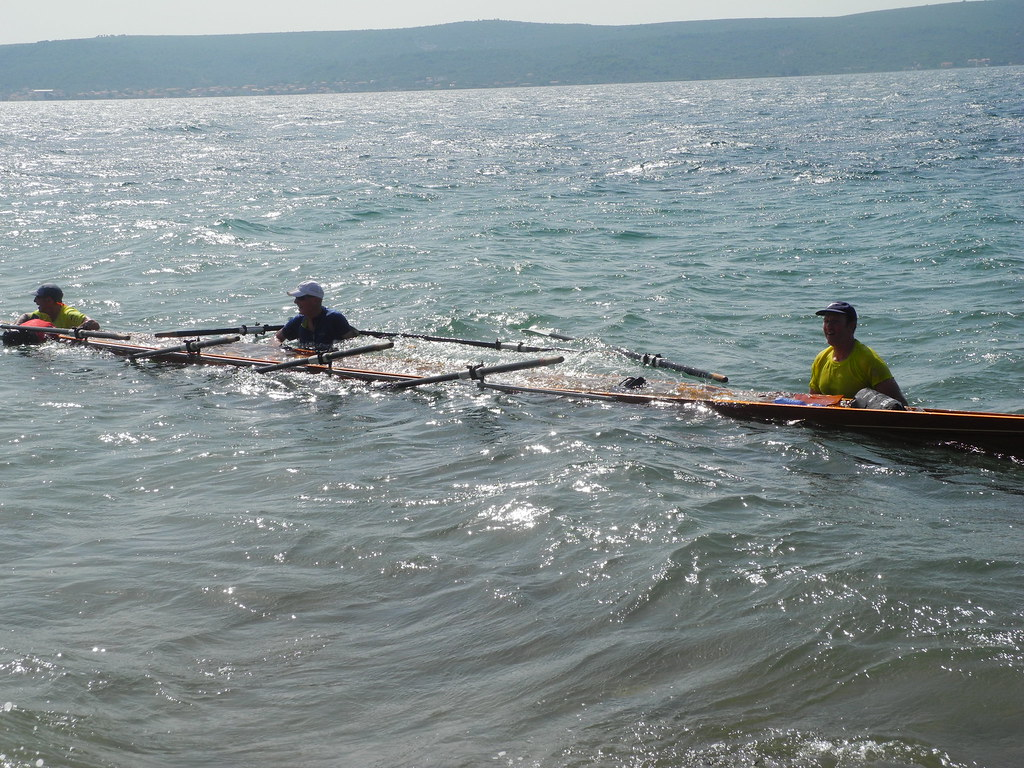 Ruderreise Kroatien, 2015