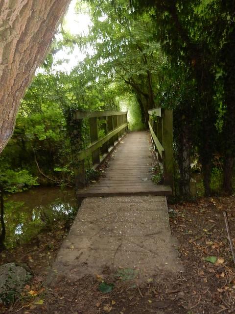 Bridge over the Ash