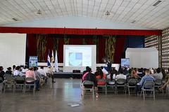 Rector expuso en Nicaragua sobre Patentes y Propiedad Intelectual