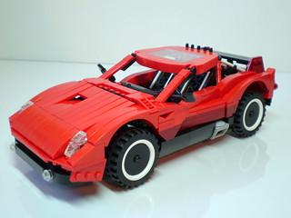 Rallye Nuovo Concept