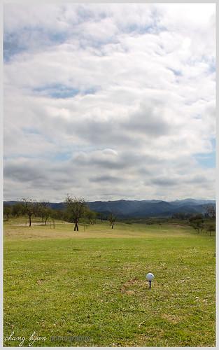 Golf en las montañas de Cordoba