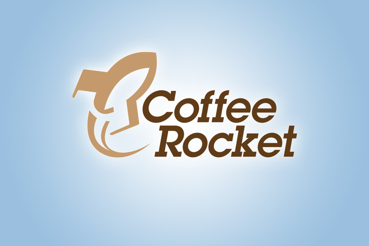 Coffee Rocket Logo