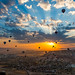 Dawn of the Balloons by Alessio Andreani