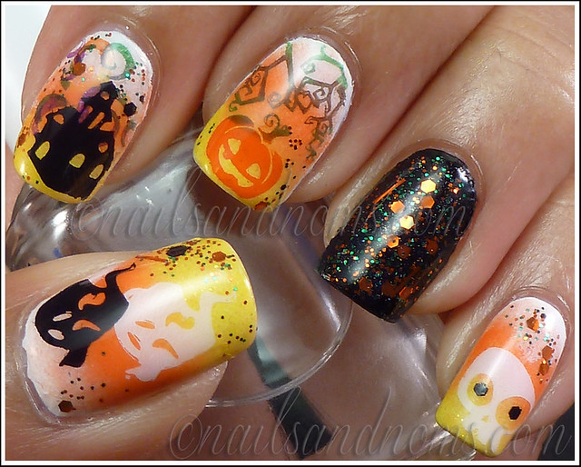 WM BundleMonster Fright Night - Nails and Noms Tricky Treats