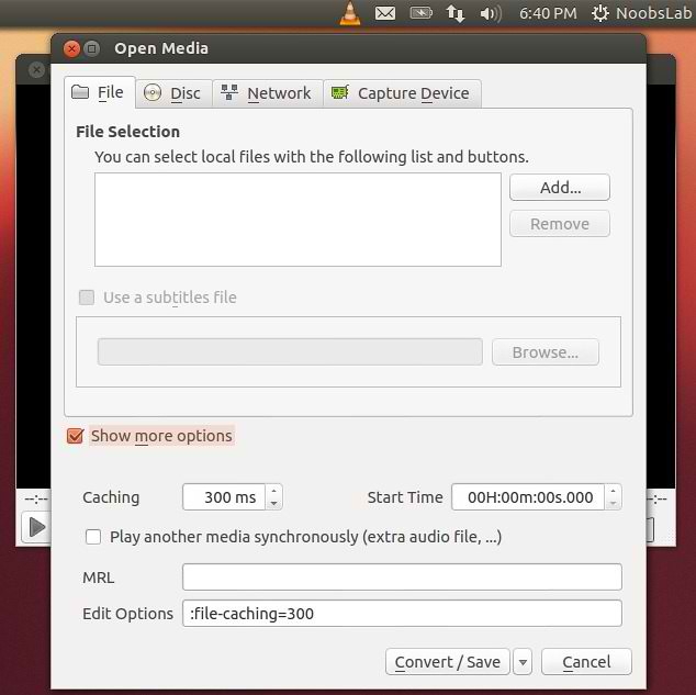 free download mp4 player for ubuntu