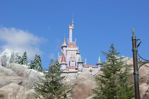 Be Our Guest restaurant in New Fantasyland