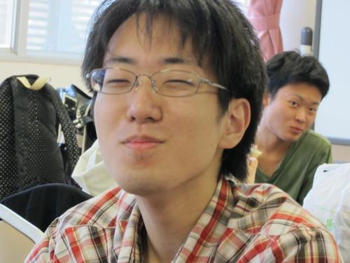 LMCC2012: Komatsu Satoshi