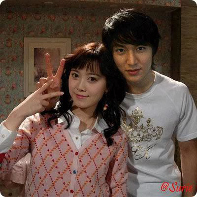 Lee Min Ho Goo Hye Sun Married