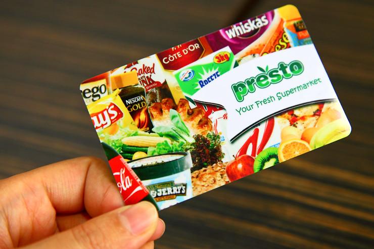 Presto-Member-Card