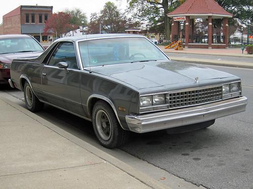 1982-87 Chevrolet El Camino