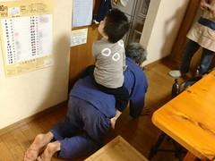 朝一でお馬さん (2012/10/14)