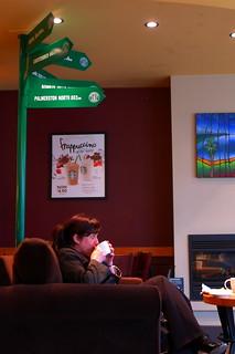 Starbucks @ Invercargill