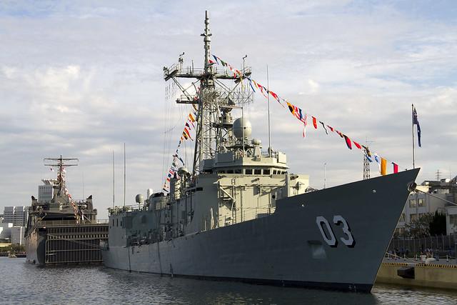 Australian Navy Sydney