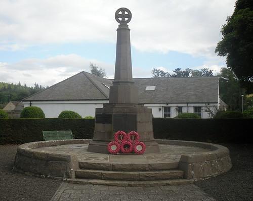 Glamis War Memorial