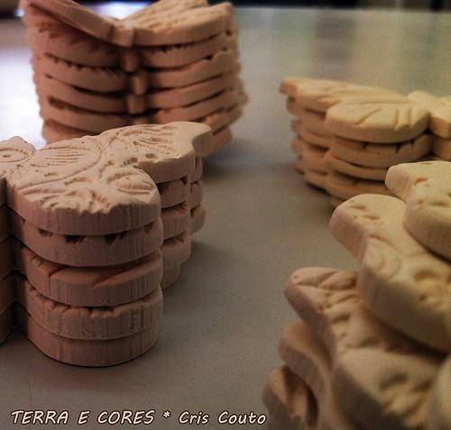 Borboletas no biscoito by cris couto 73