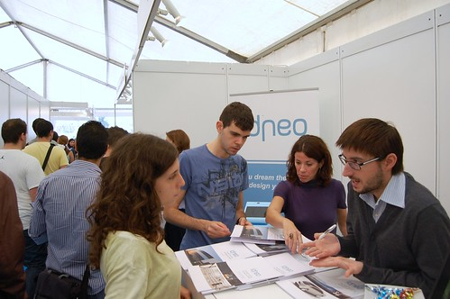 Idneo participates in the Telecommunications and Electronics Forum at the UPC