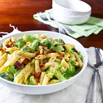 Broccoli and Bacon Mac & Cheese