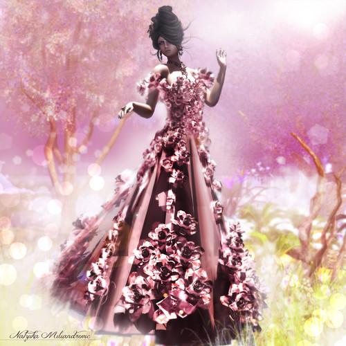 Miss Fellini Couture's Muse 2013 - Ellendir Khandr by Ellendir Khandr MMV 2012 Miss Costa Rica
