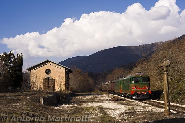 Ferrovia Sulmona